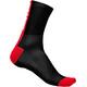 Castelli Distanza 9 Socks Unisex black/red